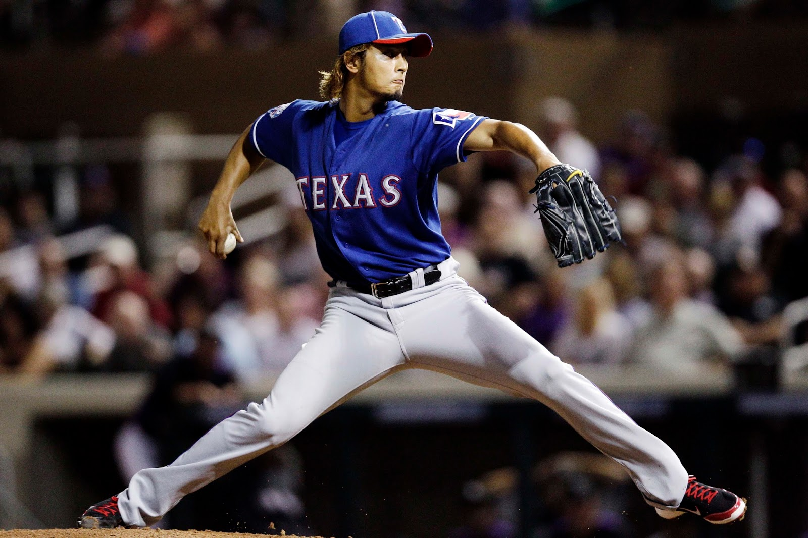 Yu Darvish will add yet more firepower to an already electric Dodgers pitching core.